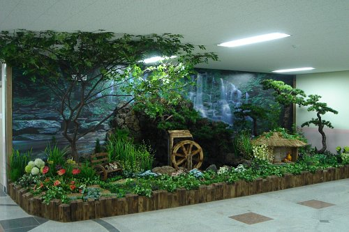 우리 집 실내조경, 맞춤형 정원으로 아름답게 꾸며보세요