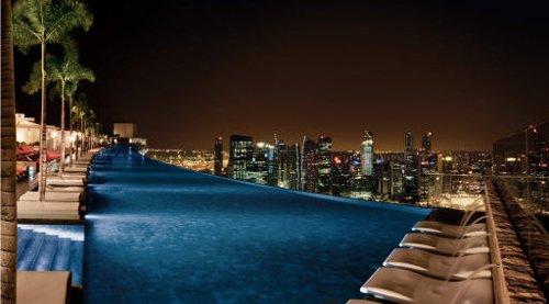 싱가포르의 상징이 된 마리나베이 샌즈 호텔